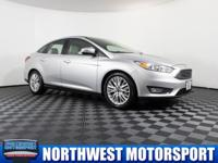 One Owner Clean Carfax Sedan With A Backup Camera!