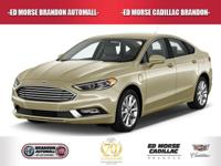 This 2017 Ford Fusion Energi SE is offered to you for