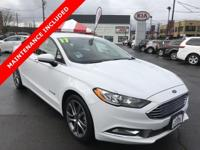 Look at this 2017 Ford Fusion Hybrid SE. Its Variable