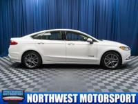 Clean Carfax One Owner Hybrid Sedan with Push To Start