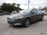 Options:  2017 Ford Fusion Hybrid Se|Miles: 1695Color: