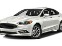 Options:  2017 Ford Fusion Hybrid Se|Miles: 30605Color: