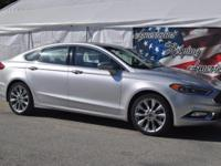 Looking for a clean, well-cared for 2017 Ford Fusion?