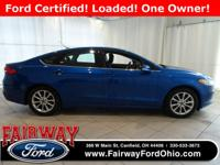 Recent Arrival***2017 Ford Fusion SE***Heated Front