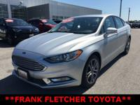 Ford Fusion SE 6-Speed Automatic. Odometer is 26084