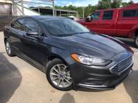 2017 Ford Fusion SE 2.5L iVCT 6-Speed Automatic FWD