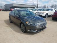 This 2017 Ford Fusion SE is offered to you for sale by