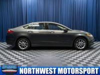 One Owner Clean Carfax Sedan with Backup Camera!