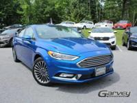 New arrival! 2017 Ford Fusion SE! This vehicle has a