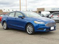 This 2017 Ford Fusion SE will sell fast -Backup Camera