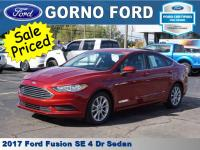 2017 FORD FUSION SE. ONLY 6,800 CAREFULLY DRIVEN MILES,