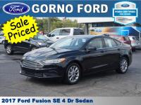 2017 FORD FUSION SE. JUST REDUCED!!! 17 PREMIUM LUSTER