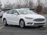 2017 Ford Fusion CARFAX One-Owner. Remote Start,