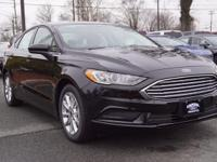 2017 Ford Fusion. 6-Speed Automatic. Stability and