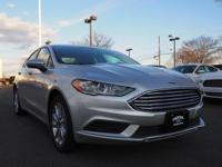 2017 Ford Fusion. 6-Speed Automatic. Traction control
