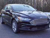 2017 Ford Fusion. 6-Speed Automatic. Turbo! A great