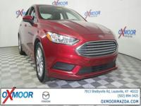 CARFAX One-Owner. 6-Speed Automatic. 34/22 Highway/City