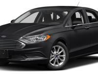 Options:  2017 Ford Fusion Se|2017 Ford Fusion Se 34/23