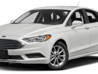 Options:  2017 Ford Fusion Se|2017 Ford Fusion Se 34/23