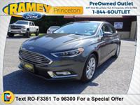 Ramey Ford Princeton is proud to serve Princeton and