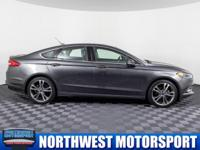 Clean Carfax One Owner AWD Sedan with Navigation!