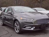 2017 Ford Fusion. 6-Speed Automatic. What a superb