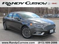 Options:  2017 Ford Fusion