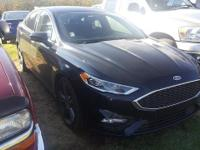 2017 Ford Fusion Sport. Serving the Greencastle,