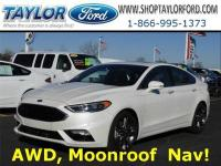 **SUNROOF / MOONROOF**, Fusion Sport, 2.7L V6, 6-Speed