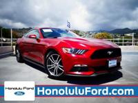 CARFAX One-Owner. Clean CARFAX. Certified. 2017 Ford