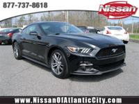 Check out this 2017 Ford Mustang EcoBoost Premium. Its