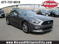 Look at this 2017 Ford Mustang EcoBoost Premium. Its