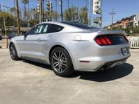 Options:  2017 Ford Mustang Eco Prem|Silver/|V4 2.3 L