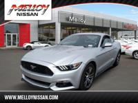 This 2017 Ford Mustang EcoBoost Premium is proudly