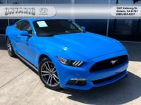 New Price! CARFAX One-Owner. Clean CARFAX. Blue 2017