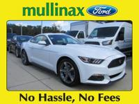 At Mullinax there are NO DEALER FEES! That SAVES you