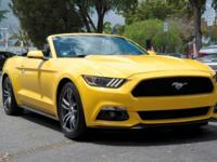 Options:  2017 Ford Mustang Ecoboost Premium|Triple