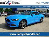 Check out this gently-used 2017 Ford Mustang we