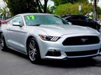 Options:  2017 Ford Mustang Ecoboost Premium|Ingot