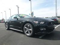 Shadow Black 2017 Ford Mustang GT RWD 6-Speed Automatic