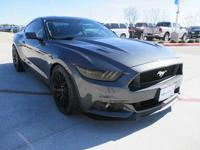 This outstanding example of a 2017 Ford Mustang GT