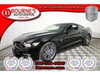 -Backup Camera- This 2017 Ford Mustang GT w/ Backup