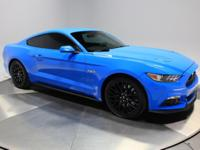 Recent Arrival! 2017 Ford Mustang GT Premium Blue
