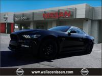 CARFAX One-Owner. Clean CARFAX. Mustang GT, 2D Coupe,