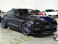 Full Carbon Fiber 2017 Ford Mustang GT Fastback by
