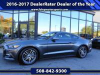 JUST Traded and Priced to SELL!! 2017 Ford Mustang GT