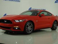 2017 Ford Mustang GT in Race Red, This Mustang comes
