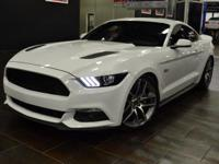 This 2017 Ford Mustang 2dr GT Fastback features a 5.0L