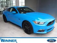 5.0 V8, 6-SPEED MANUAL TRANSMISSION, ONE OWNER,