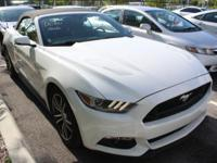 Mustang GT Premium w/Navigation, White, and Navigation